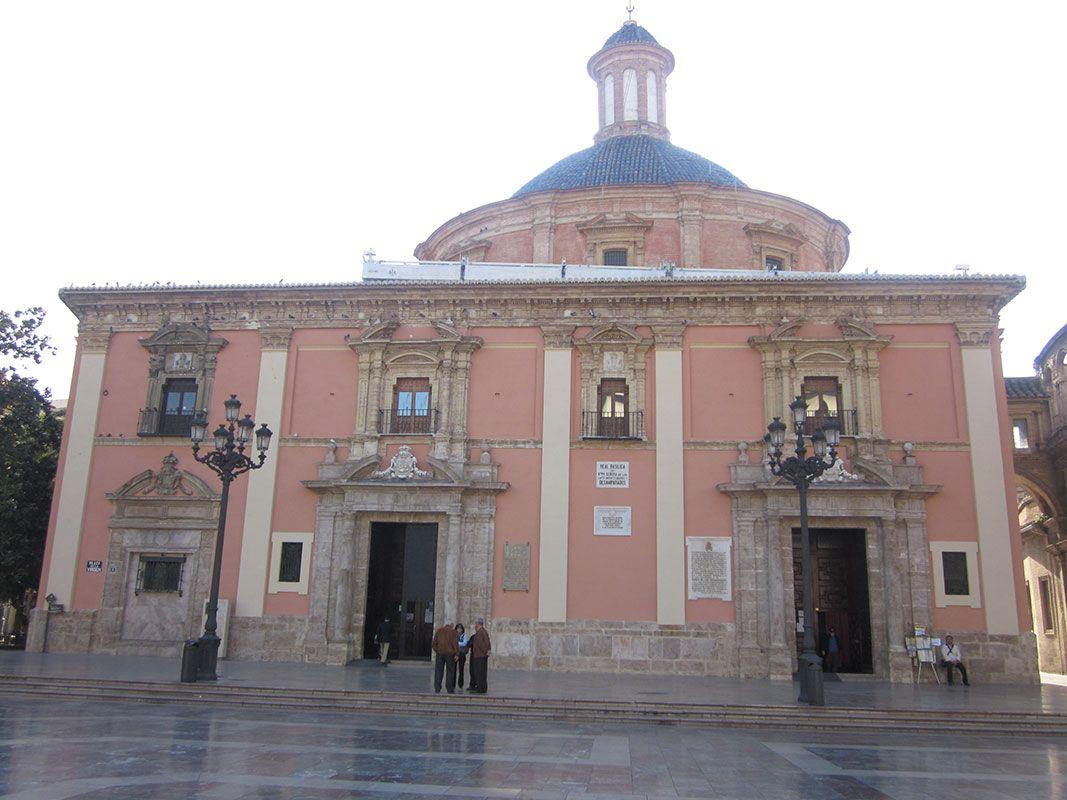basilica desamparados