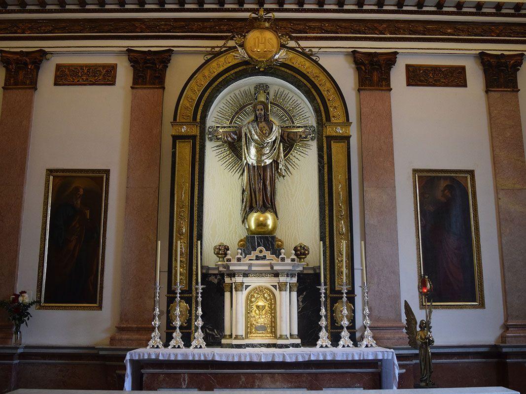 basilica donaciones