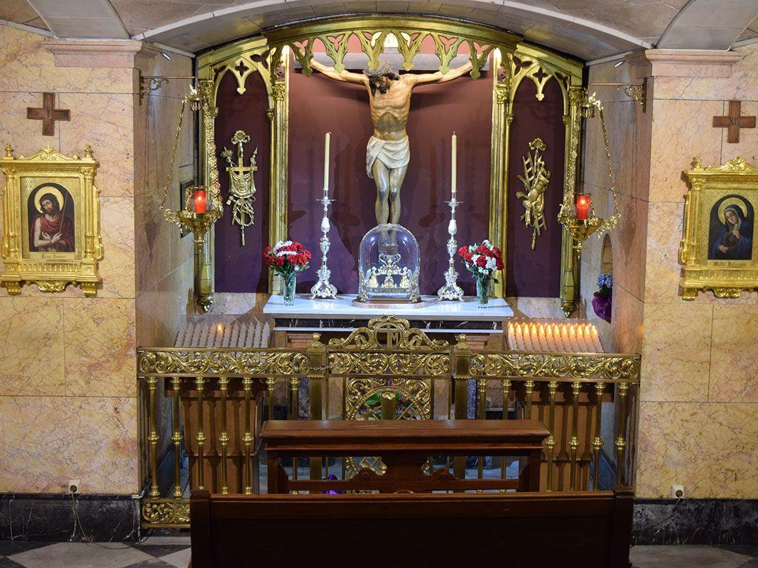 donaciones basilica