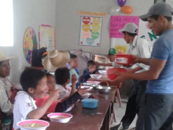 ayuda alimentacion infantil
